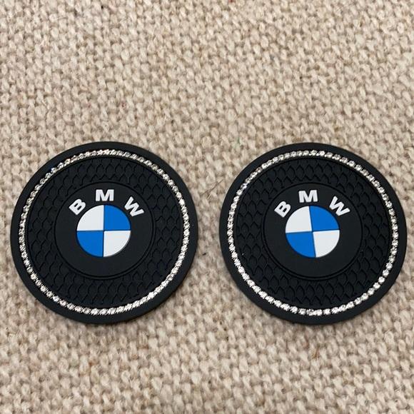 Set of BMW Bling Car Coasters